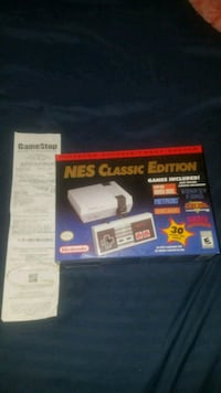 I'm selling my NES Classic Edition for $60 Los Angeles, 90002