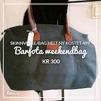 svart og hvit Victoria's Secret tote bag Vindafjord, 5580