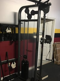 black and gray exercise equipment Dartmouth, B2W