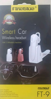 Fineblue Smart Car Bluetooth Kulaklık