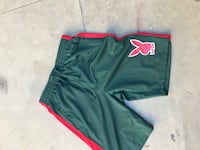 black and red Nike jersey shorts Palmdale