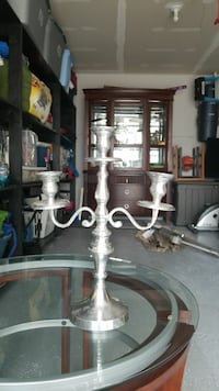 stainless steel candlesticks Surrey, V3X