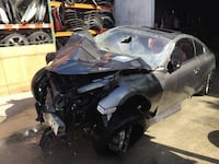 08-15 INFINITI G37 Q60 IPL COUPE PART OUT! Fort Lauderdale