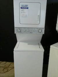 24 inch stacked washer and dryer  Englewood, 80110