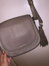 Lavender michael kors leather crossbody bag San Jose, 95131