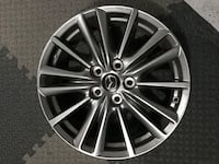 "17"" Mazda rim's ( Set of 4) $450 Surrey, V4P 2N4"