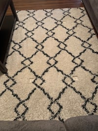 Area Rug 5ftX7ft