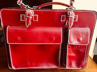 Ladies Spanish leather Briefcase - New . Toronto, M3A 1H4
