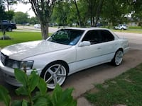 1992 Lexus LS Houston