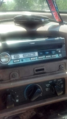 Clarion Cd/dvd Flip Up Touch Screen for sale  Bluff City, TN