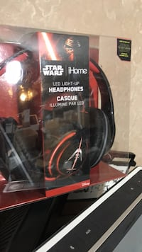 Black and red Star Wars Headphones Saint Charles, 63304