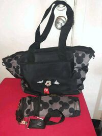 Mickey Mouse Diaper Bag $10 Anchorage, 99508