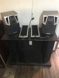 AIWA speakers