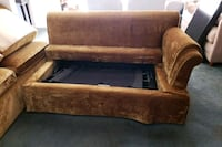 Palazzo Sofa with Hide-a-bed Pull out Twin Couch Las Vegas, 89103