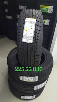 225 55 17 Winter tire brand new .wholesale cash