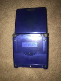 Cobalt Blue Gameboy advance sp Markham, L6C 1Z8