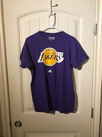 Vintage Adidas lakers t-shirt North Vancouver, V7R 3W8