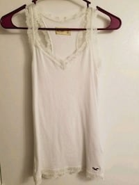 New Hollister lace tank  Fort Worth, 76112