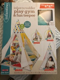 Infant/toddler tee pee tent Westborough, 01581