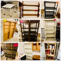 Moving sale! Shelves shelving racks bookcase for sale Kensington, 20895