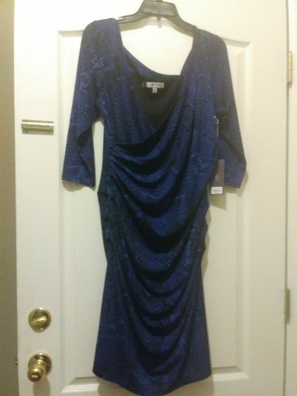 Jlo dress size xl new