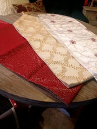 """72"""" Table Runners San Diego"""