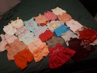 Baby Girl Summer Clothes Moncton