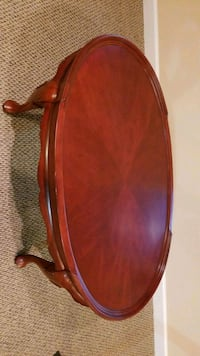 Oval Coffee table 6 km