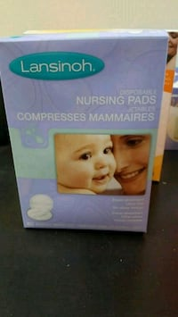 Disposable nursing pads Laval, H7K