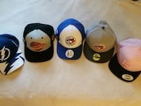 X5 HAT LOT or $10 ea Burnaby