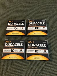 16 New Duracell AA Batteries ! Dallas, 30157