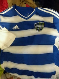 Mens Adidas Forty Two 42 Soccer Shirt  Delaware, 43015