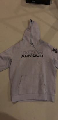 gray and black Adidas pullover hoodie Edmonton, T6T 0Z7