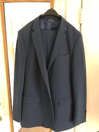 Black, Blue & gray suits only worn once have been dry cleaned $50 each Falls Church, 22044