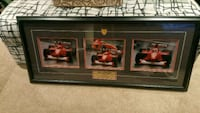 Michael Schumacher framed Canadian grand prix ferr Oakville, L6H 1A7