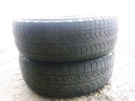 2 YOKOHAMA AVID 225/65R17  All Season!!