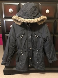 Girls Fall/winter jacket size 10-12 yrs old Calgary, T3J 5G6