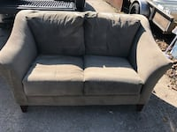 Grey/Taupe Loveseat. Great condition. Make offer.