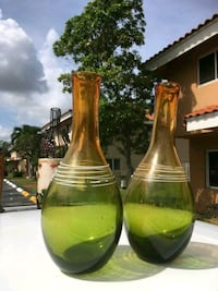 Large Glass Vases Miami, 33126