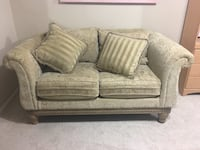 Tan love seat. First come first serve. You must be able to pick it up today.  Winter Park, 32792