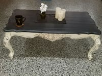 Beautiful detailed coffee table  Edmonton, T5Y 2S9