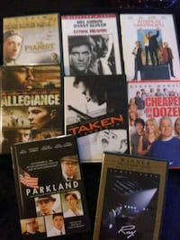 Dvds good condition Santa Rosa, 95405
