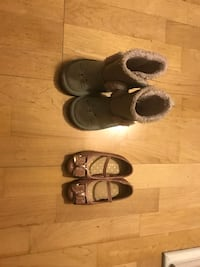 Toddler Boot(size 7) and sandals(size 6) Vienna, 22180