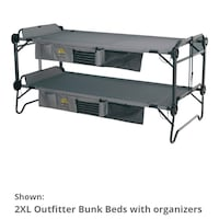Camping bunk cots Jacksonville, 28546