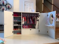 American Girl Doll Dresser & Clothes Bowie, 20720