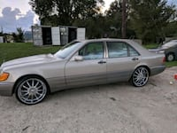 Mercedes - S - 1995 Greensboro, 27406