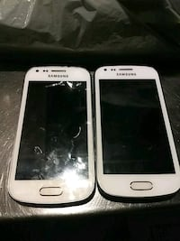 2 sansung phones  Brampton, L6R 1C3