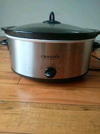 Slow cooker used once works well obo Coquitlam, V3J 6T3
