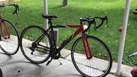 """Hyper HPR700 14 Speed Aluminum Racer  This is a Brand Spanking New Bike in Mint Condition! It's never been used.  In Excellent Condition!  20"""" frame and 700C wheels  Fits riders 5' 3"""" - 5' 8""""  Stem mounted shifters  Shimano components  Alloy brakes  Alloy Toronto, M3K 1H5"""