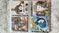 PS3 Games- $5/game or all 4 for $15 Cottage Grove, 53527